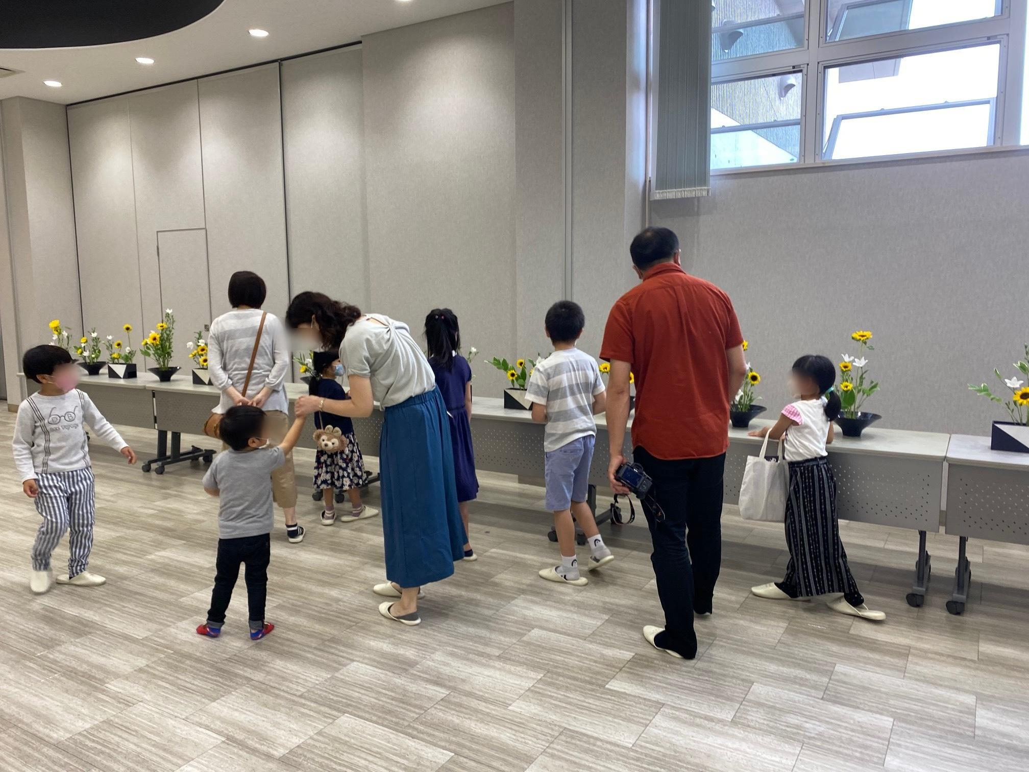 伝統 文化 親子 教室